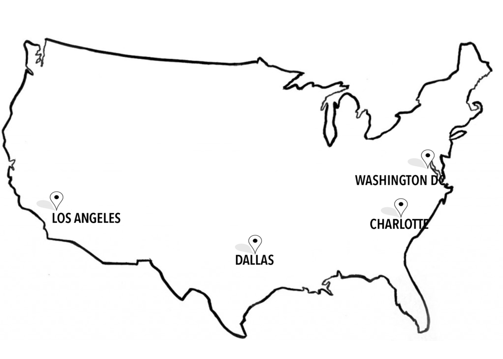 PNG Usa Outline - 81748