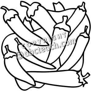 PNG Vegetables And Fruits Black And White - 54834