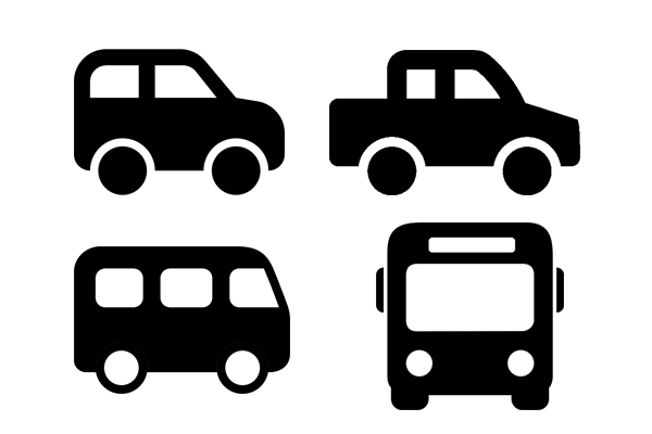 PNG Vehicles Black And White - 56589