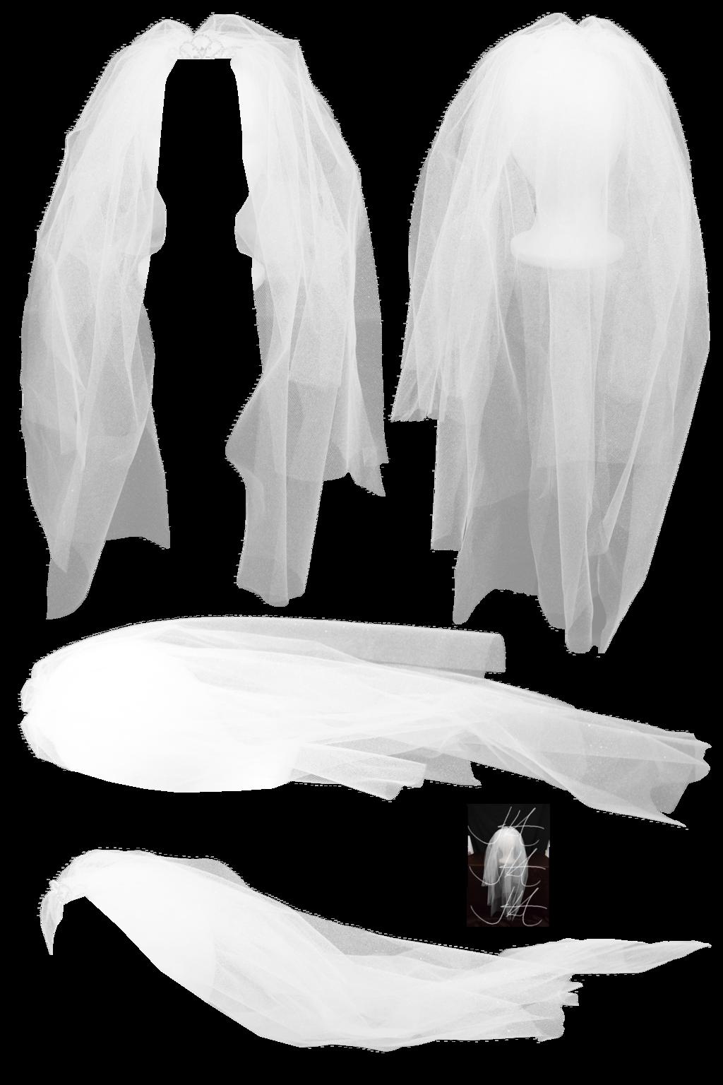 . PlusPng.com Bridal Veil png stock by Mom-EsPeace - PNG Veil