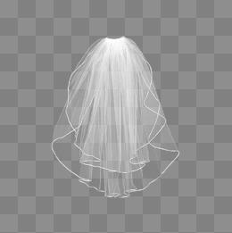 veil, Gauze, Chiffon, White Gauze PNG Image - PNG Veil