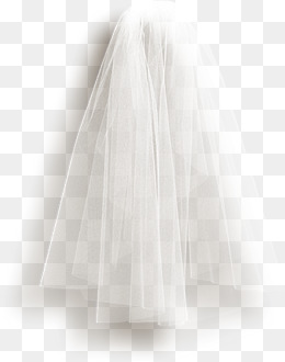 White veil, White, Western, Free Stock Png PNG Image - PNG Veil