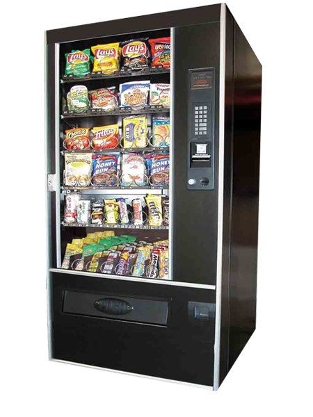 Snack Food - PNG Vending Machine