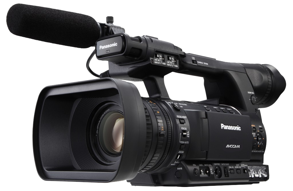 Professional Video Camera PNG Photos - PNG Video Camera