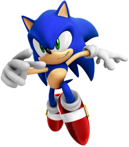 Sonic The Hedgehog 2006 Game.png - PNG Video Game