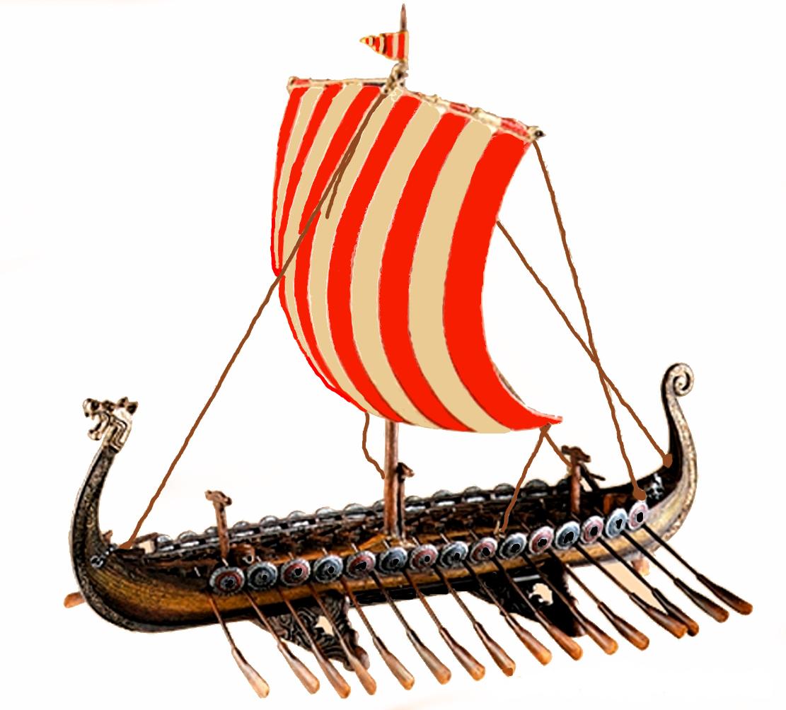 PNG Viking Ship - 56219