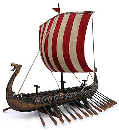 PNG Viking Ship - 56212