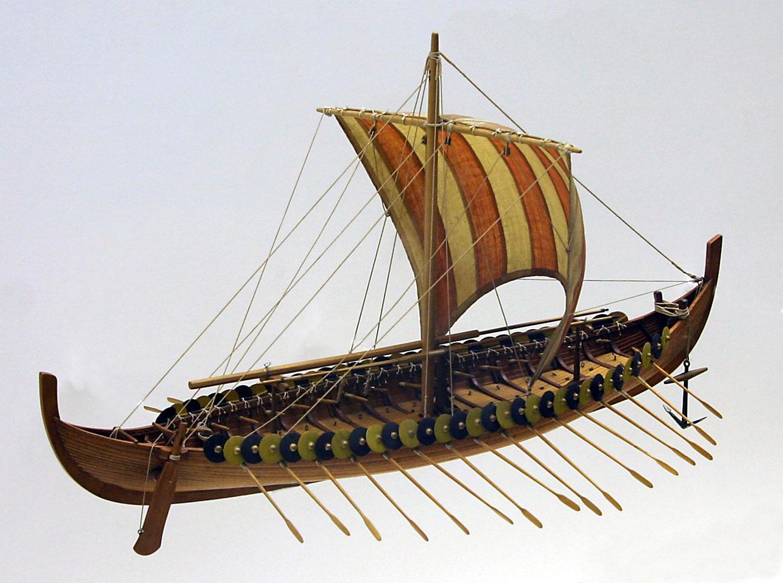 PNG Viking Ship - 56228