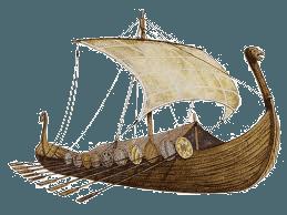 PNG Viking Ship - 56226