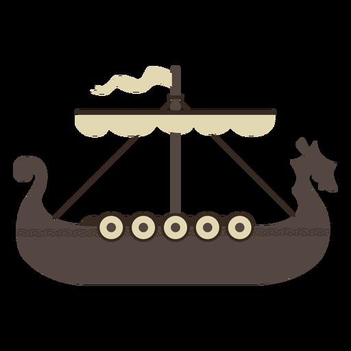 PNG Viking Ship - 56224