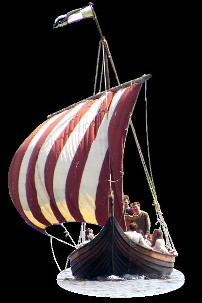 PNG Viking Ship - 56220