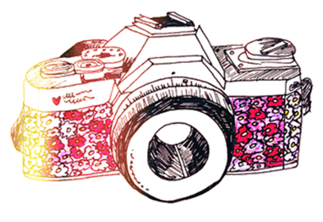 Camera Vintage PNG by FangirlEditions PlusPng.com  - PNG Vintage Camera