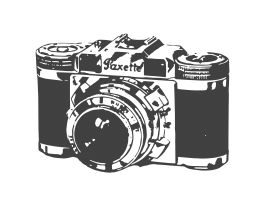 PNG Vintage Camera