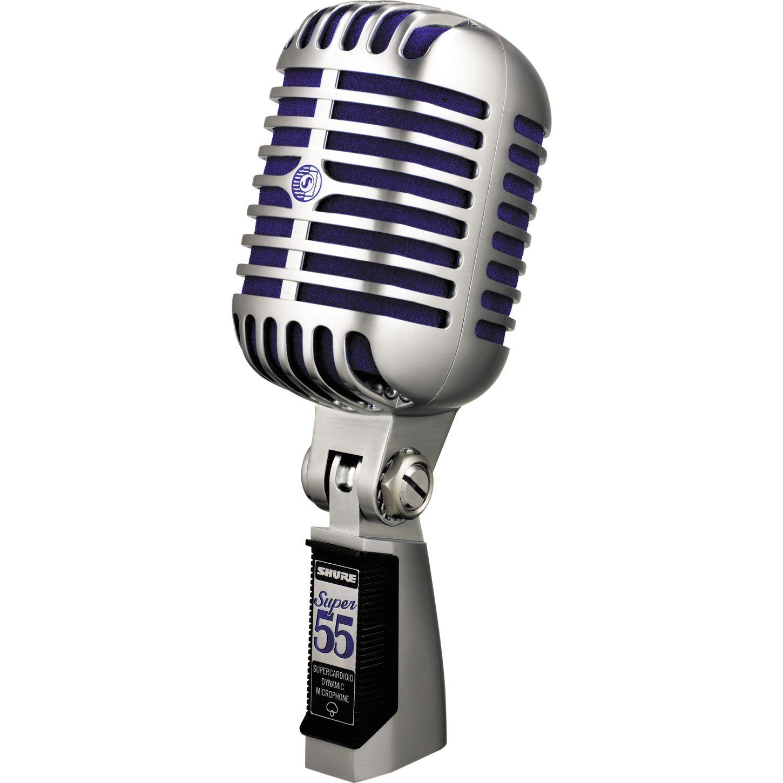PNG Vintage Microphone - 56175
