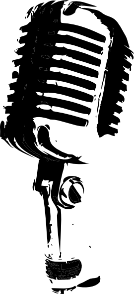 PNG: small · medium · large - PNG Vintage Microphone