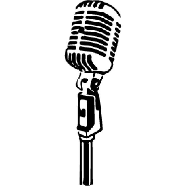 thumb_19.png (650×650) | brainstorming for seniors project | Pinterest | Vintage  microphone - PNG Vintage Microphone