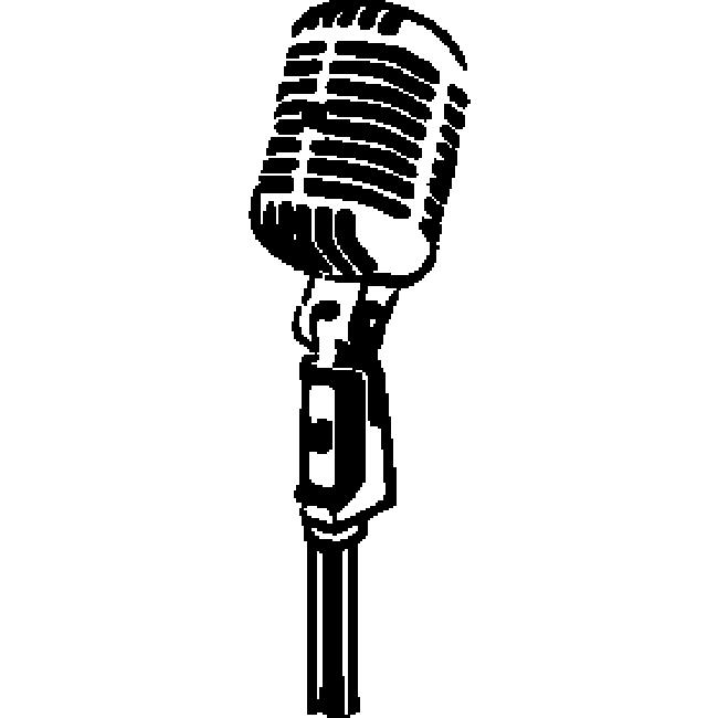 PNG Vintage Microphone - 56166