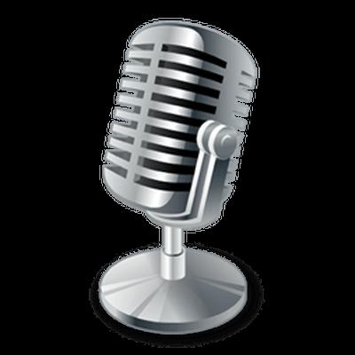 PNG Vintage Microphone - 56169