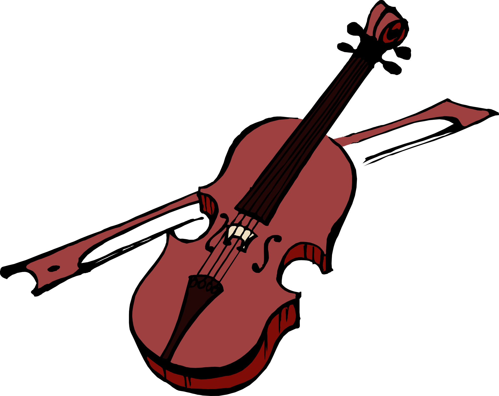 Clipart Info - PNG Violin