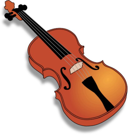 Violin Transparent Background - PNG Violin