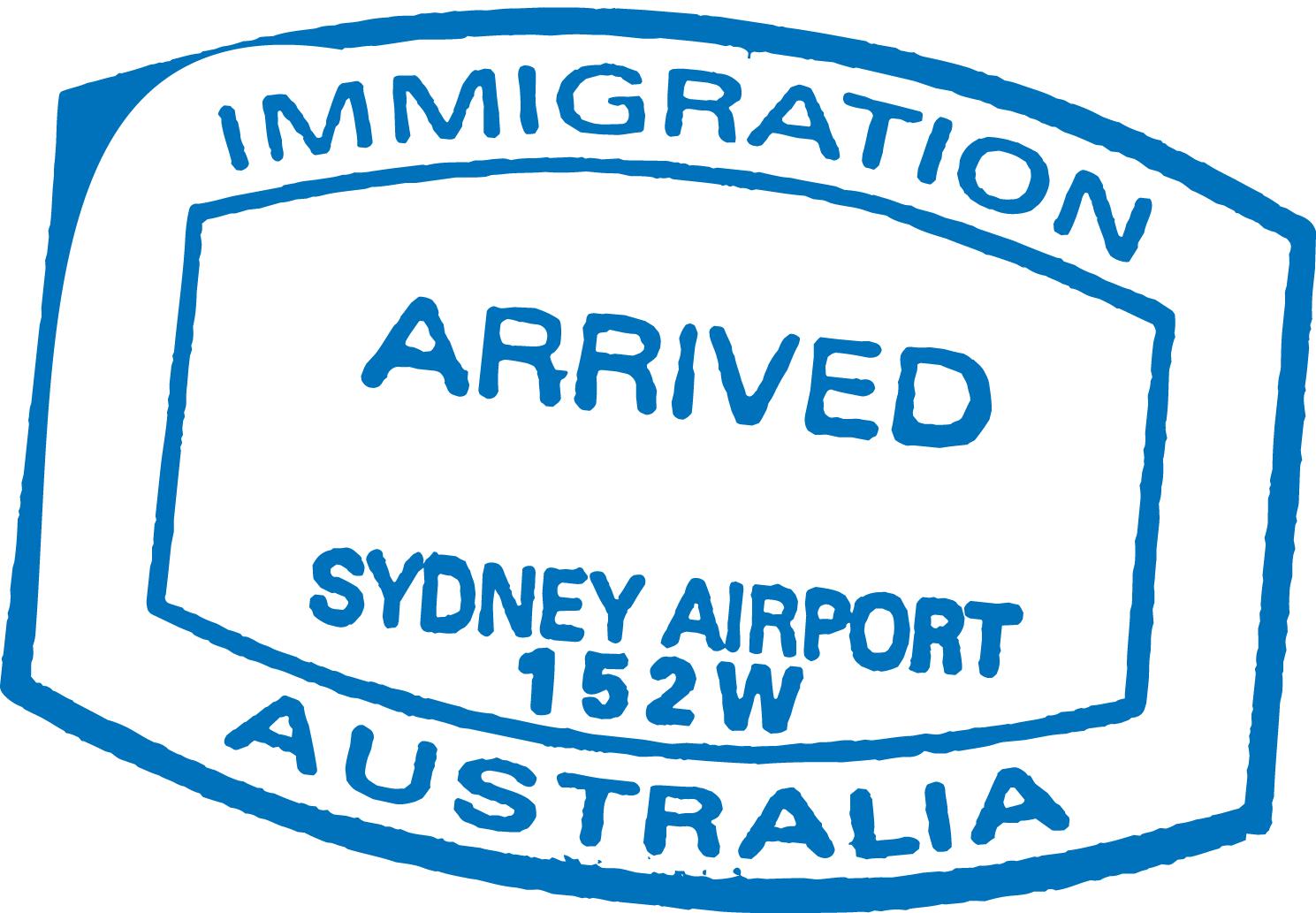 PNG Visa - 56098