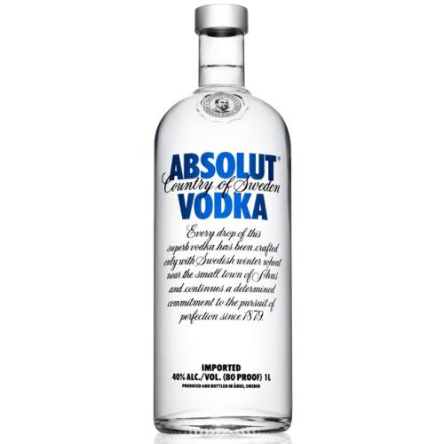absolut-vodka - PNG Vodka