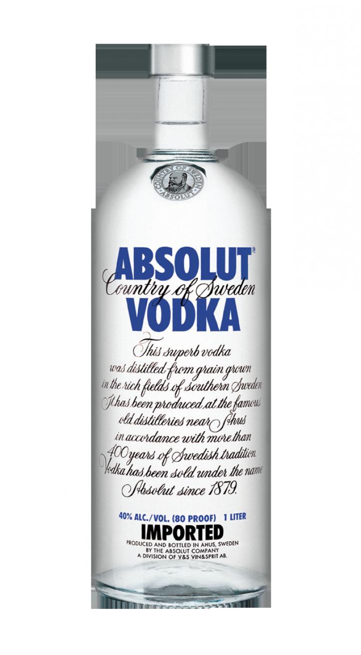 Absolut Vodka Logo transparent PNG StickPNG - PNG Vodka