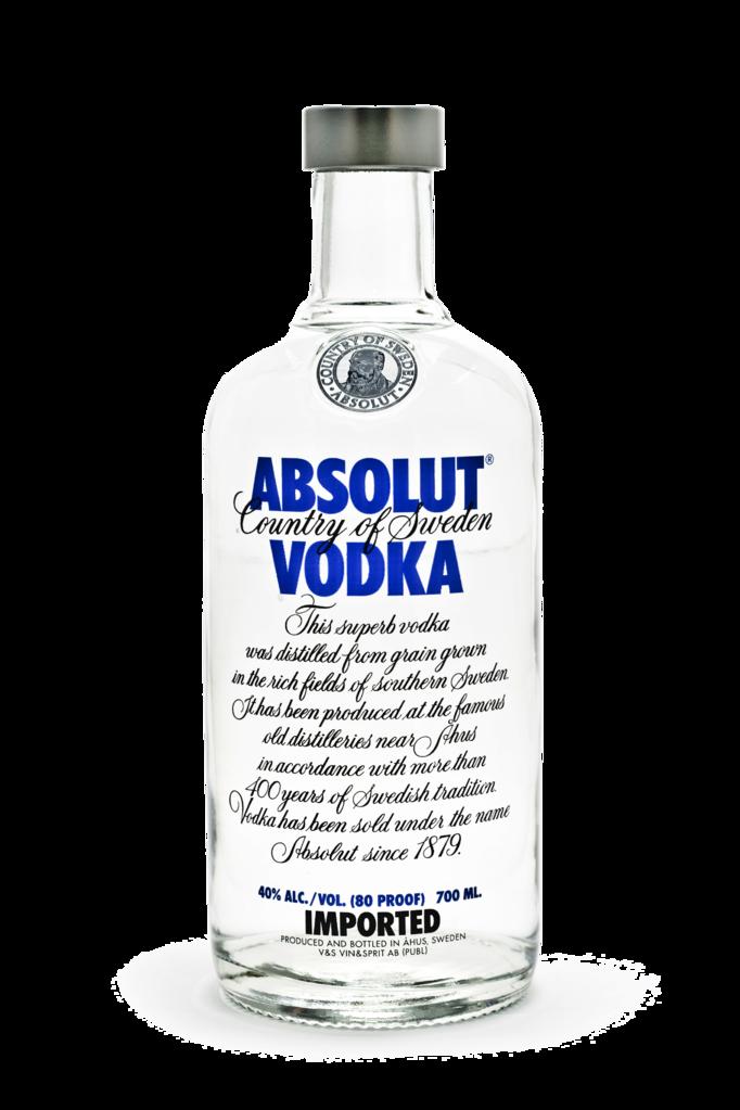 File:Absolut vodka bottle.png - PNG Vodka