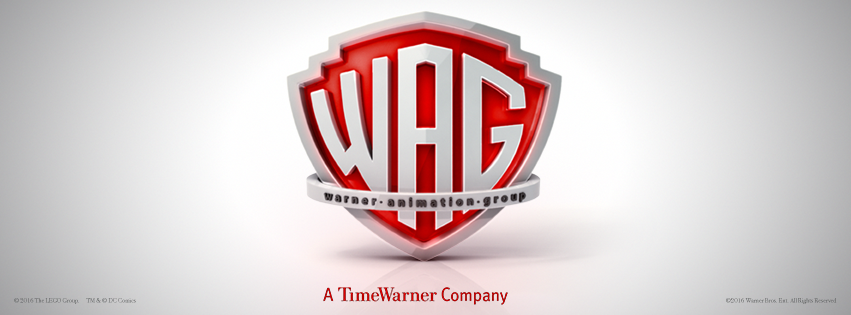 Warner animation group logo 2016.png - PNG Wag