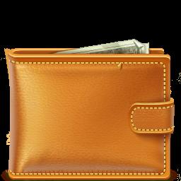 Download PNG | 256px PlusPng.com  - PNG Wallet