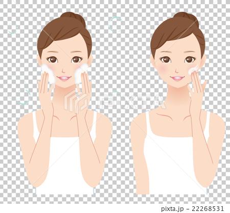 face washing, beauty, skincar