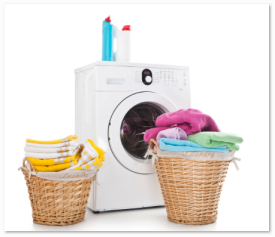 PNG Washing Clothes - 55686