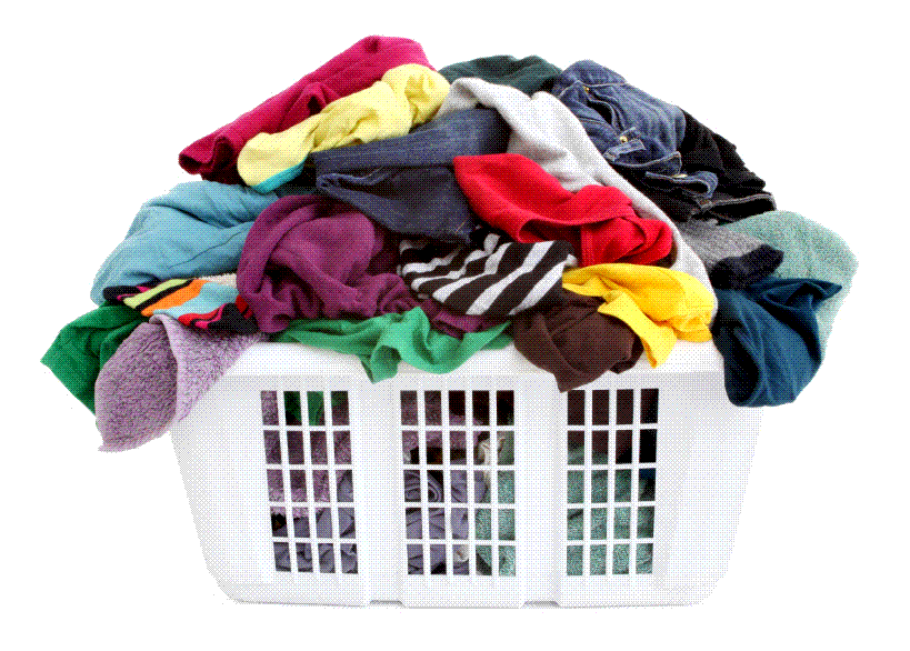 PNG Washing Clothes - 55676