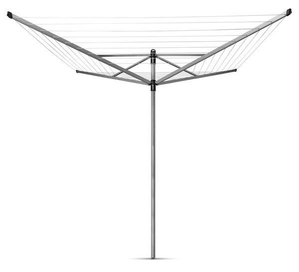 Brabantia Rotary Airer Lift-O-Matic Washing Line at Philip Morris and Son - PNG Washing Line