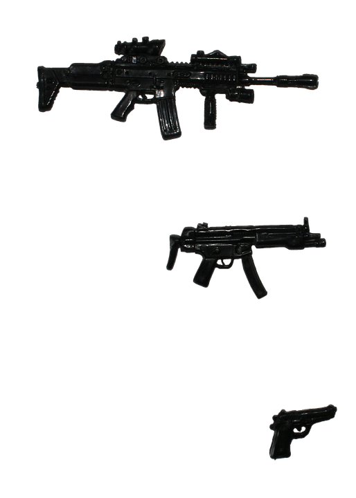 Guns, Weapon, Png, Military, Pistol, Handgun, War, Army - PNG Weapon