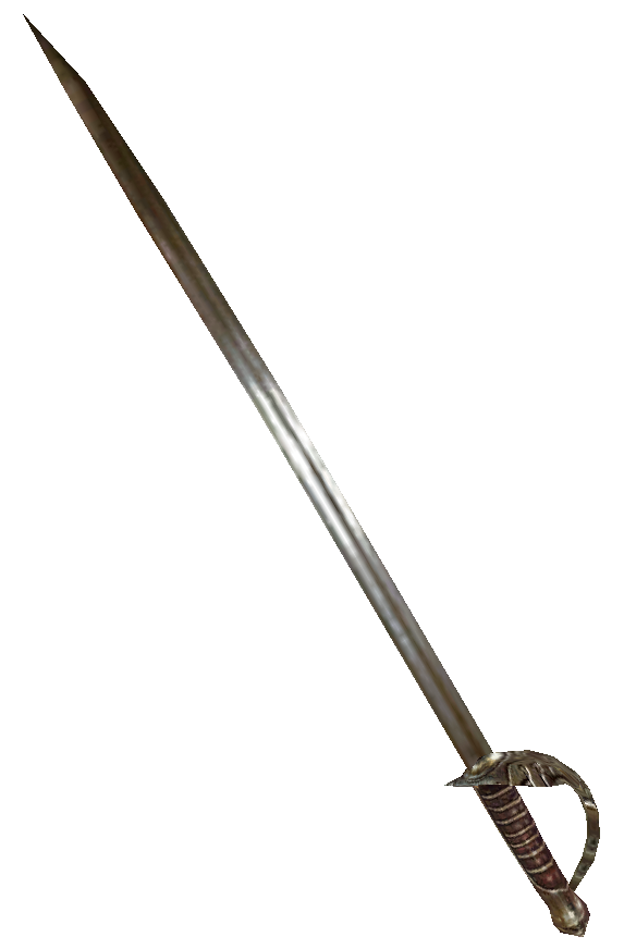 MW Steel Saber weapon.png - PNG Weapon