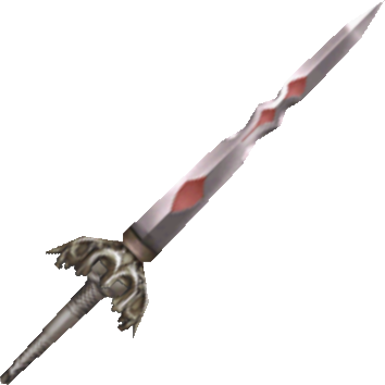 SaveTheQueen-ffix-weapon.png - PNG Weapon