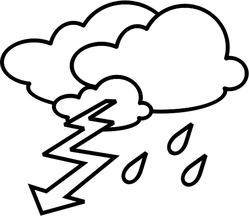 PNG Weather Black And White - 55444