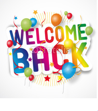 PNG Welcome Back - 55296
