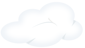 White Clouds Clip Art - PNG White Clouds