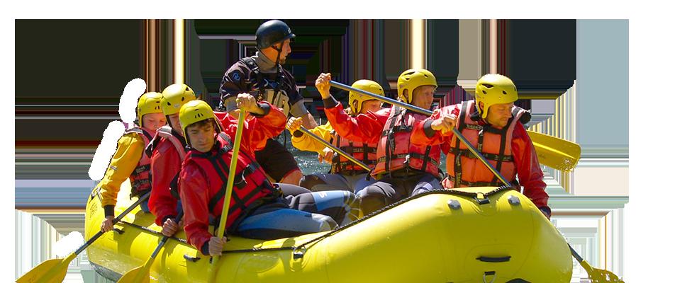 PNG White Water Rafting - 53736