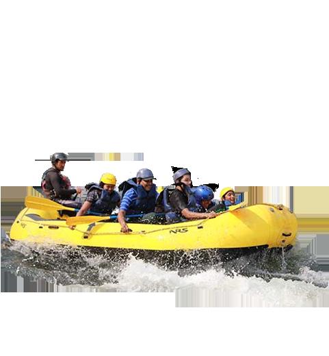 PNG White Water Rafting - 53743
