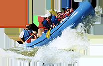 PNG White Water Rafting - 53737