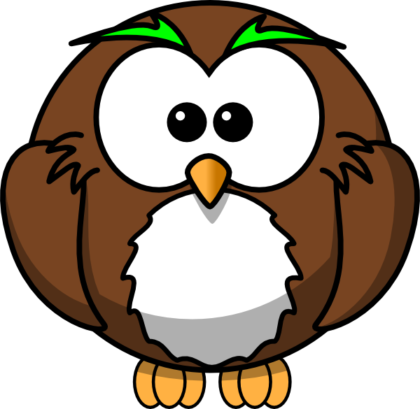 Wise Owl Clip Art at Clker pluspng.com - vector clip art online, royalty free u0026  public domain - PNG Wise Owl