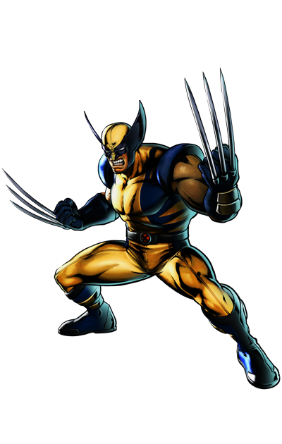 Image - Wolverine.png | Marvel vs. Capcom Wiki | FANDOM powered by Wikia - PNG Wolverine