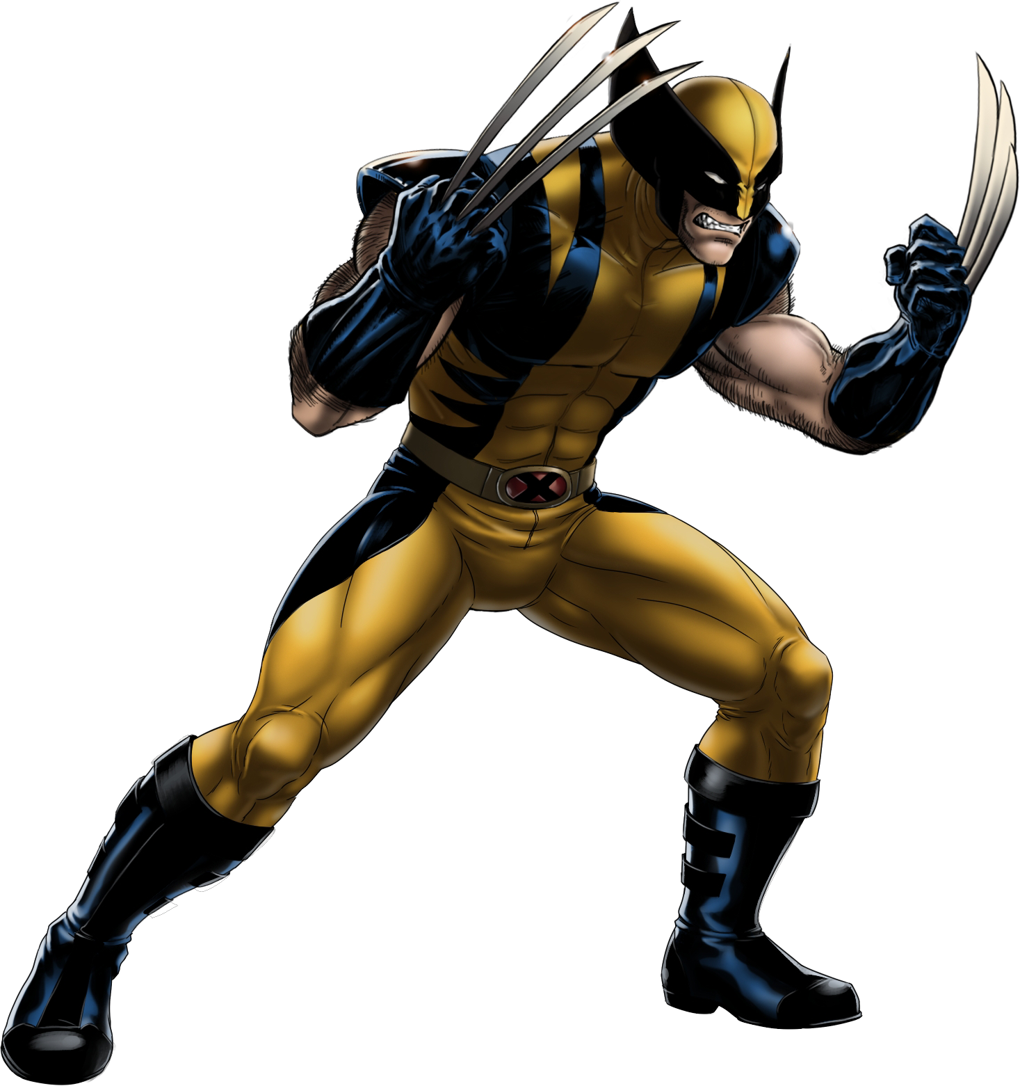 Image - Wolverine Portrait Art.png | Marvel: Avengers Alliance Wiki |  FANDOM powered by Wikia - PNG Wolverine