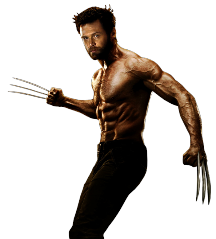 Tom Hardy Wolverine PNG Render by MrVideo-VidMan PlusPng pluspng.com - PNG Wolverine