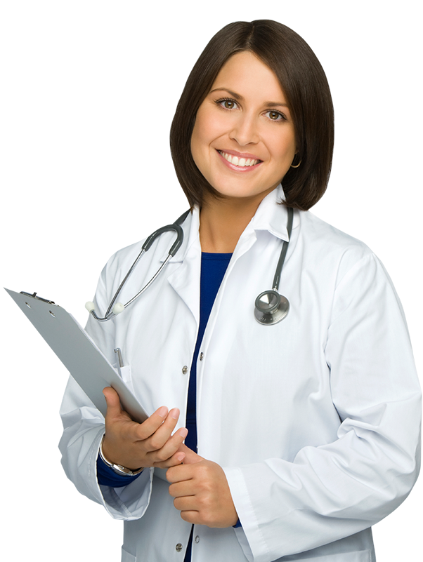 PNG Woman Doctor - 41070