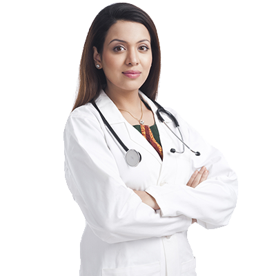 PNG Woman Doctor - 41071