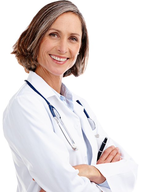 PNG Woman Doctor - 41080